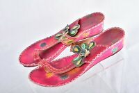 Nice! L'Artiste Spring Step Santorini Women Leather Sandals Size 41/US 9.5-10
