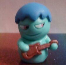 Moshi Monsters Series 3 #M03 PLUCK SHREDDINGTON Moshling Mini Figure Mint OOP