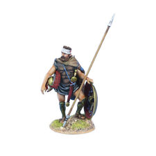 First Legion: AG059 Greek Hoplite with Bandaged Head and Dory