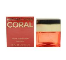 Michael Kors CORAL 1.0 oz EDP eau de parfum Spray Womens Perfume 30 ml NIB