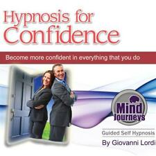 HYPNOSIS FOR CONFIDENCE (CD) GIOVANNI LORDI