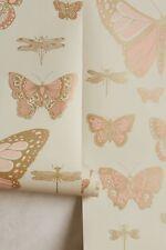 Anthropologie Moss Lepidoptera Wallpaper-$218 MSRP