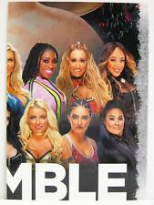 Slam Attax - #376 Royal Rumble Group picture-Live 2018