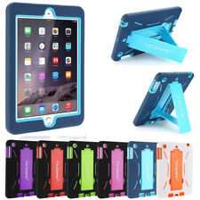 "Screen Protector Shockproof Hard Case Cover For iPad 4 3 2 & Mini & 2018 9.7"" UK"