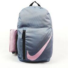 NIKE Elemental Young Athlete Kids Backpack Sports Bag ASHEN SLATE AU Stock  !