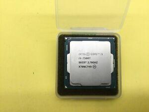 SR337 Intel Core Processor i5-7500T 2.70GHz 6M Socket 1151 Quad-Core CPU