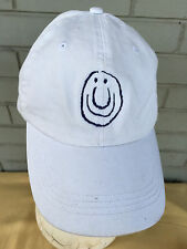 Seeds of Happiness Smiley Face Kirkwood Missouri Strapback Baseball Cap Hat