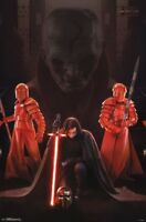 LAST JEDI - STAR WARS - SERVE POSTER - 22x34 MOVIE EMPIRE KYLO REN 15286