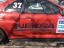 """Plastic door for skyline R34 2 doors GTR34,BNR34  """"Neksa autotuning"""""""