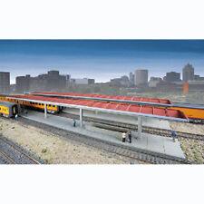 Estaciones de escala H0 Walthers para modelismo ferroviario