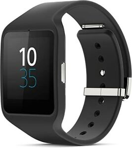Sony Mobile Sony SW3 SmartWatch 3 SWR50 Powered by Android Wear used/for parts