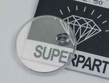 Orologio di cristallo ZAFFIRO per ROLEX PARABOLICA 30.4mm 25.295p VETRO PARTE DI RICAMBIO
