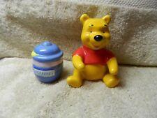 Winnie the Pooh & Honey Pot Salt & Pepper Shakers        E19