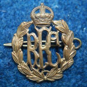 Original WW1 RFC (Royal Flying Corps) brass Other Ranks cap badge.
