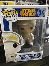 Luke Skywalker ( Hoth ) Star Wars Funko Pop Vinyl 34