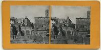 Roma Il Forum Ruines Foto P39L8n30 Stereo Stereoview Vintage Analogica