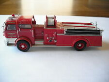 CORGI SAMPLE MACK C PUMPER DETROIT, MI ENGINE #23  US53207 1/50 SCALE