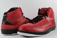 san francisco 3466f 588bc 2010 Nike Air Jordan II 2 Retro QF Candy Pack Varsity Red Black White 11.5