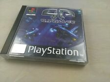 Playstation 1- pal region G.P. G-POLICE computer game 1st class R-M-SHIPPING
