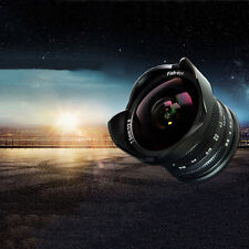 7artisans 7.5mm F2.8 Fisheye lens for Panasonic and Olympus M4/3 cameras