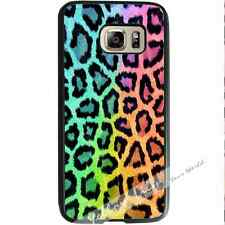 Samsung Galaxy S7 Case Phone Cover Leopard Print Y00013