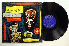 DANCERS OF BALI Gamelan Orchestra LP Bali, Indonesia VG++ vinyl    LH 457