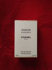 Coco Chanel Paris Mademoiselle eau de parfum fragrances 100ml 3.4fl.oz. New