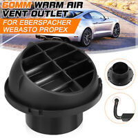 60mm Heater Duct Air Outlet Vent Directional 398551 For Webasto Eberspacher