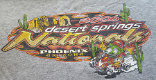 Valley Of The Sun QMA 2006 Small T Shirt Desert Spring Nationals Phoenix Racing