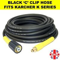 K7 Black C Clip Trigger 5m Karcher HOSE K Series Pressure Washer