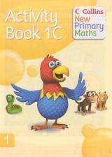 Collins NUEVO Primary Matemáticas - Libro De Actividades 1c POR BOLSILLO
