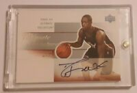 2003-04 ULTIMATE Collection DWYANE WADE Rookie Auto Miami RC Autograph Heat DY-A