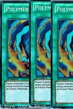 Polymerization - SDHS-EN023 - Common - 1st Edition X 3 MINT YU-GI-OH!