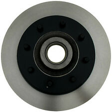 Disc Brake Rotor and Hub Assembly Front ACDelco Pro Brakes 18A1087