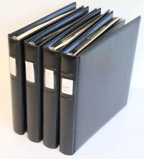 UNO Sammlung in 4 Lindner Alben **, FDC, blaue und weiße Karten etc.