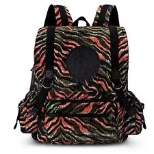 Kipling K15057 Joetsu large Backpack With Padded Straps Combi Check