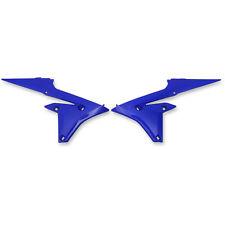 UFO Radiatore Rivestimento Blu SERBATOIO SPOILER YAMAHA WR 250 F 15-17, WR 450 F 16-17
