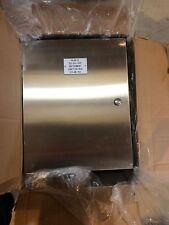 Hammond Stainless Steel Box Type 4X Eclipse EN4SD20168SS