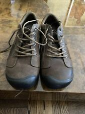 Mens Size 13 Keen Hiking Shoes Excellent Used Condition