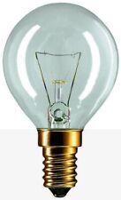 PHILIPS Backofen Lampe Herd Licht E14 40 Watt P45 Birne für hohe Temperaturen