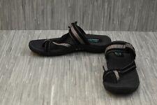 Skechers Reggae Rasta 46444 Sandals, Women's Size 10, Black