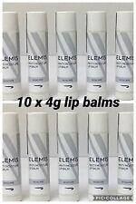 10 x Elemis Minty Moisture Lip Balm Dry Chapped Lips New & Sealed Long Expiry