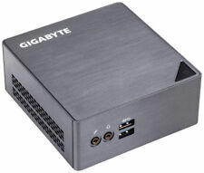 GIGABYTE Brix GB-BSi3H (Intel Core i3-6100U, 2.3 GHz, 16GB RAM) Barebone Desktop - GB-BSI3H-6100