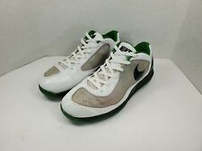 Nike Air Max 360 Flywire White Green 441947-106 Mens SIZE 14