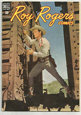 Roy Rogers Comics #14 - Dell F+  Inside is in Great condition - 1949 MUST SELL