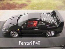 1/43 Herpa  Ferrari F40 schwarz 15,99 STATT 30 € 010016