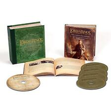 THE LORD OF THE RINGS:RETURN OF THE KING - OST/SHORE,HOWARD  4 CD+ BLU RAY NEUF
