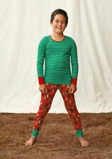 Matilda Jane Just Imagine Oliver Boys Tight-Fit Trees PJs Size 2 NWT