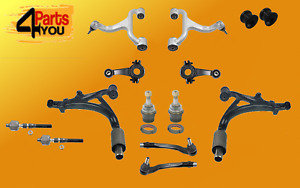 SET KIT FRONT SUSPENSION CONTROL ARM WISHBONE MERCEDES M-CLASS W163 ML JOINT