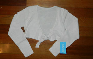 Capezio Tie Front Sweater  Ladies Pink ladies CS300 Ballet Dance Skate